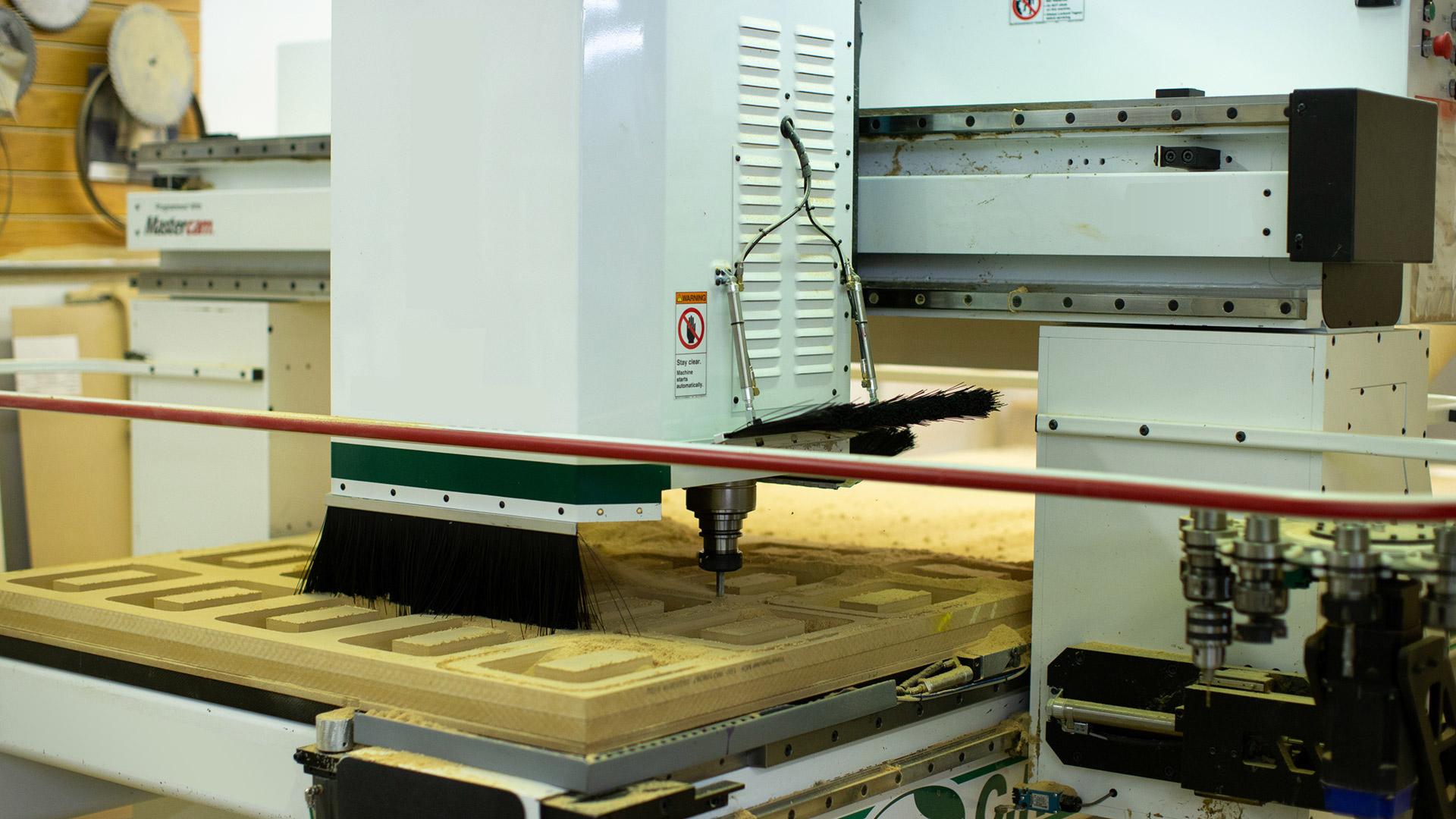 Custom CNC Services