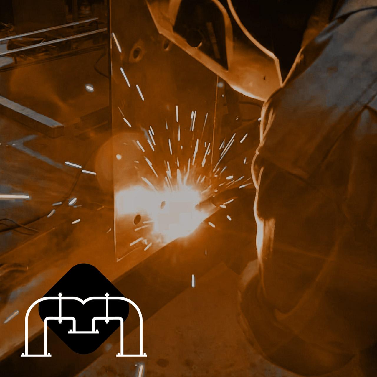 Industrial Fabrication - Welding