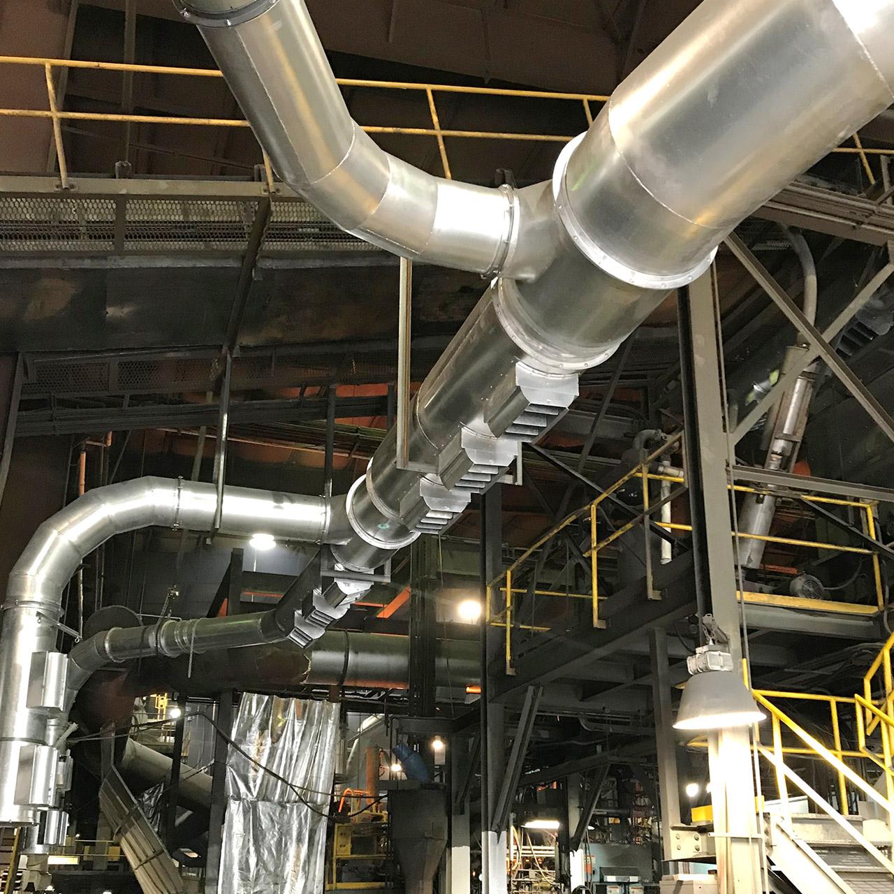 Industrial Ventilation Inspection